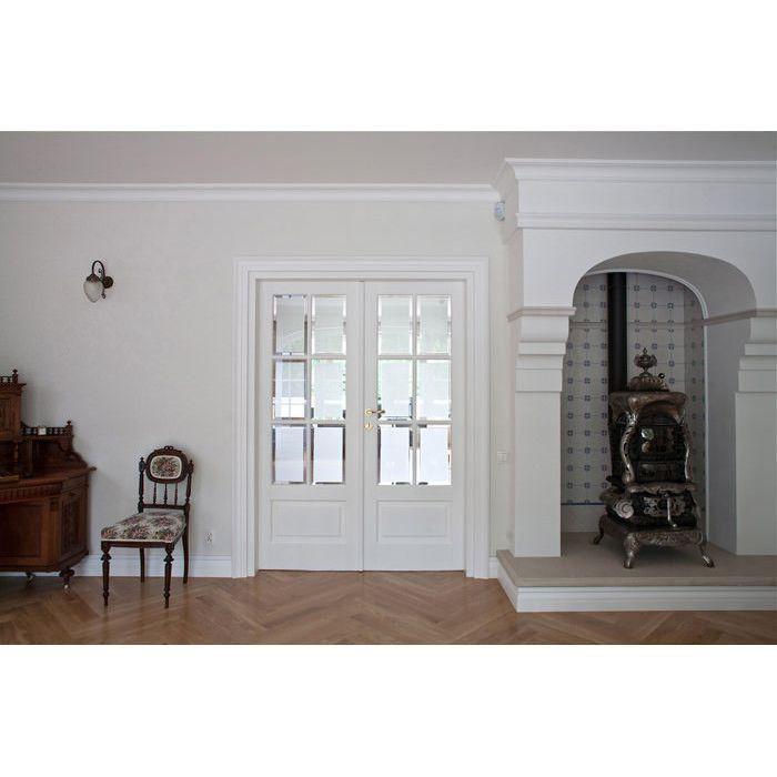Na zdjęciu przedstawiamy drzwi dwuskrzydłowe, których największym atutem jest…