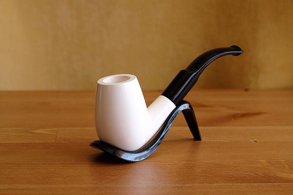 Pipa de tabaco piedra espuma de mar