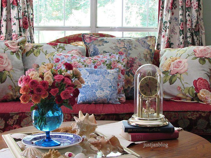 Cozy Cottage Living Room 445 best cottage living rooms images on pinterest | cottage living