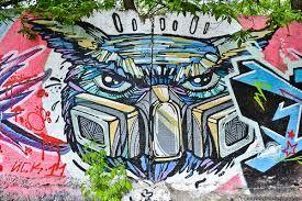 Картинки по запросу граффити совы