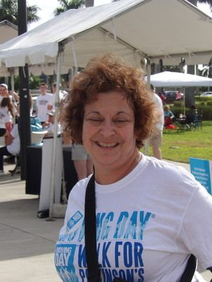 Moving Day Boca Raton Parkinson's Walk - Thank you for representing PatientsLikeMe!