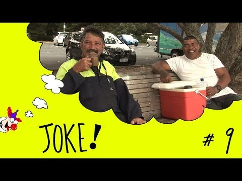 Joke #9 - YouTube