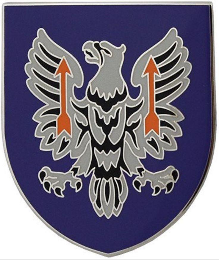 11TH AVIATION COMMAND, COMBAT SERVICE IDENTIFICATION BADGE