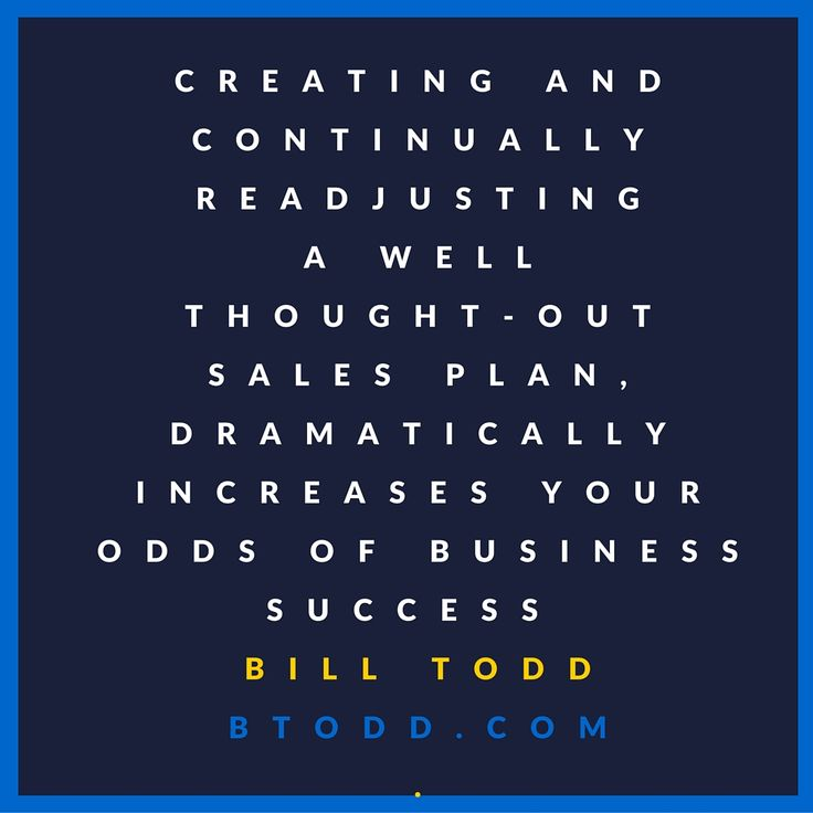 8 best Sales and Business Quotes images on Pinterest Business - best sales plan