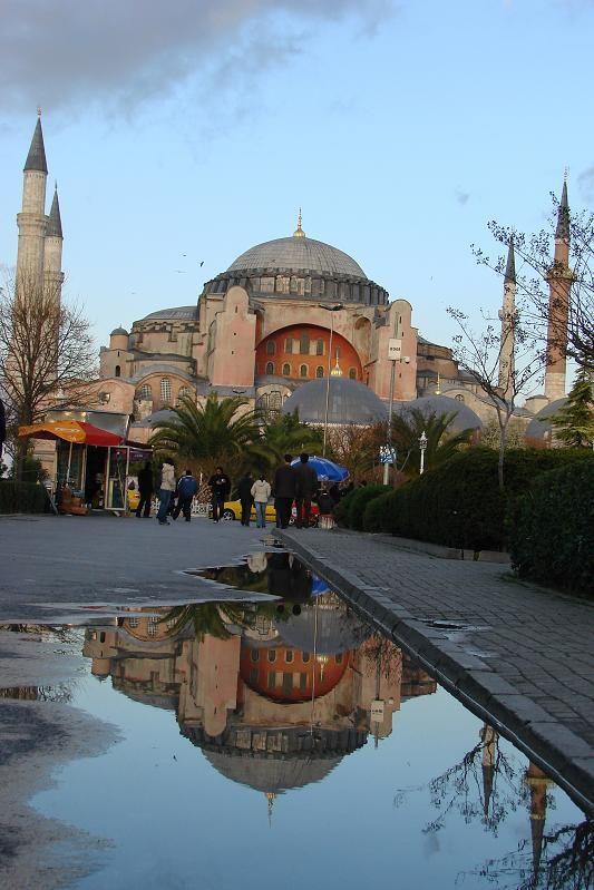 Ayasofya TURKEY-İstanbul