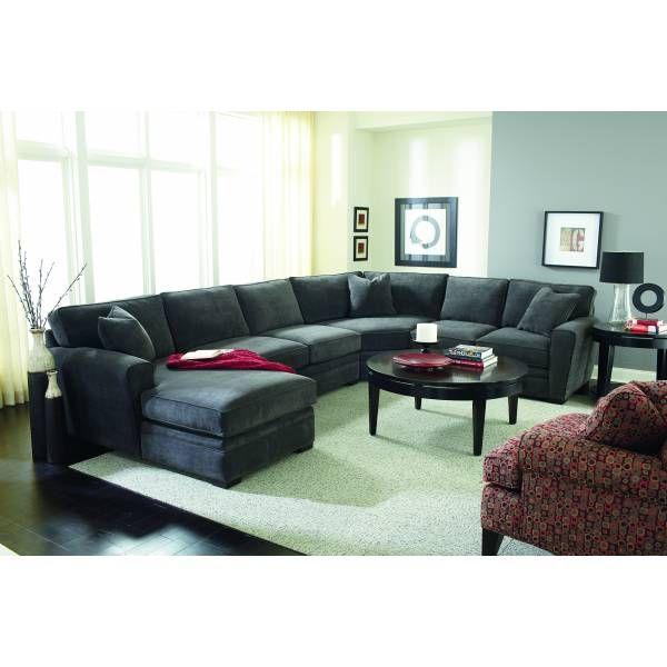 Sectional Sofas Artemis Graphite Star Furniture Star Furniture Houston TX Furniture San Antonio
