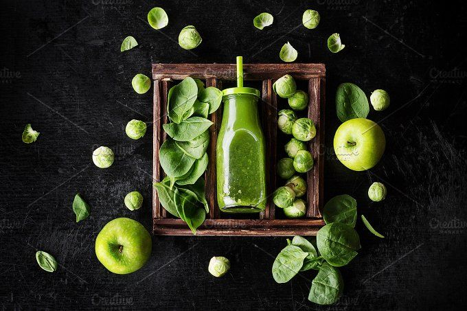 Green smoothie. Best food stock photos for businesses like food menu, blogging, graphic design, poster. More #food #photos you can download here ➝ https://creativemarket.com/photos/food-drink?u=BarcelonaDesignShop #menu #creative #download #food #restaurant #design #cafe #vintage #chef #cooking #branding #stock #photo #style #social #media #facebook #recipe #blogger #designer #photography #blog #flatlay #instagram #digital #image #vegan #background #drink #smoothie #healthy