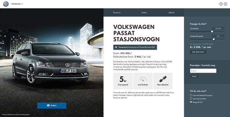 http://taktisk.volkswagen.no/passat
