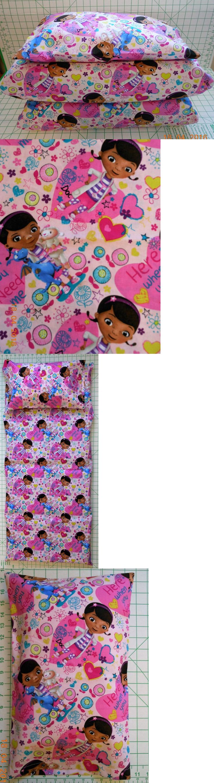 Other Kids and Teens Items 176989: Doc Mcstuffins Here When You Need Me - Kinder Mat Cover 3 Piece Set -> BUY IT NOW ONLY: $39 on eBay!