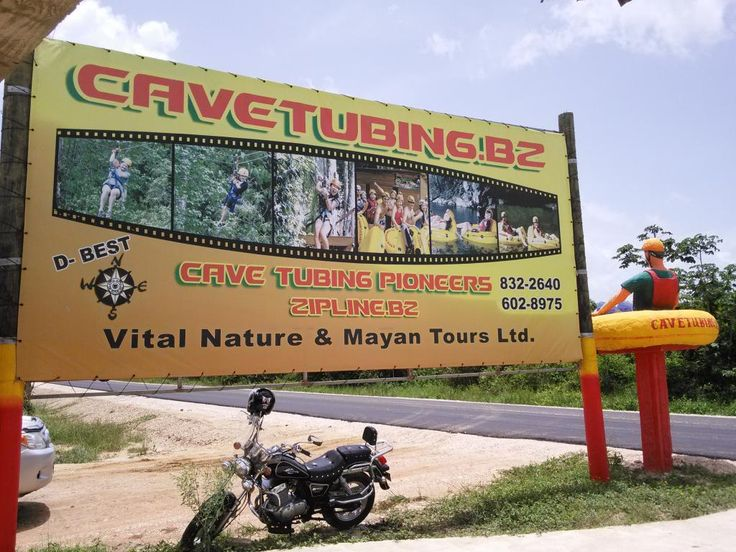 Cave Tubing with Vitalino Reyes, Belize City, Belize