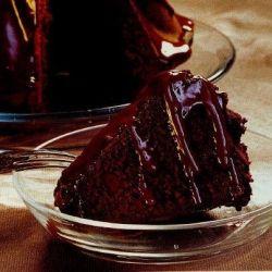 Κέικ σοκολάτας με ρούμι και κάρδαμο