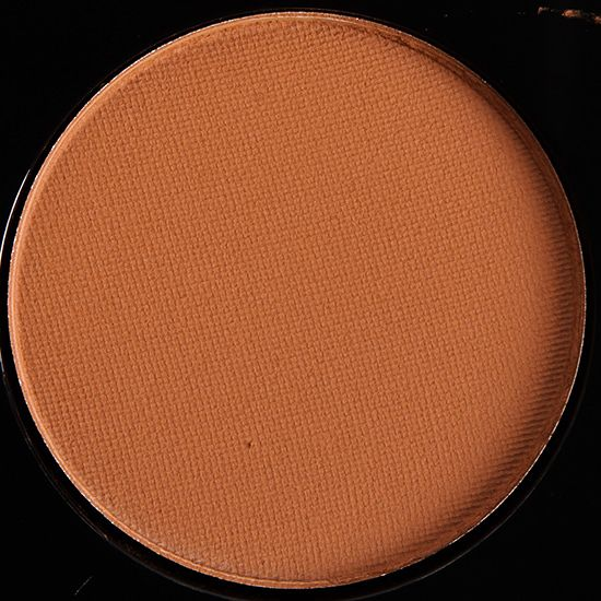 """Saddle is described as a """"golden orange brown [with a Matte finish]."""" It's a medium-dark, warm-toned brown with a matte finish. It had a really soft, silky texture that can be a little powdery, though it's really pigmented. Makeup Geek Cocoa Bear (P, $5.99) is darker. Anastasia Sienna (LE) is redder in tone. Kat Von …"""