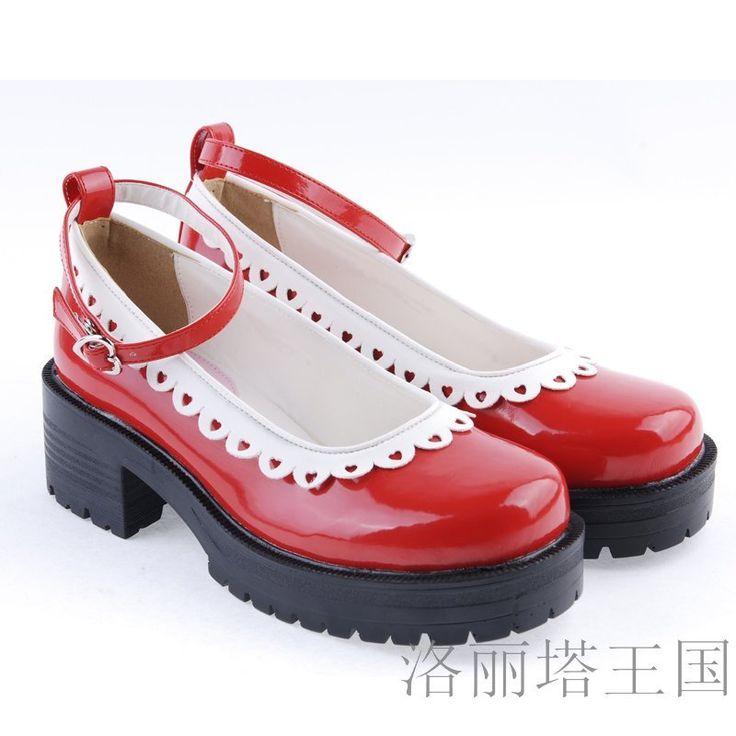 Sweet lolita Princess cos 2013 shoes loltia shoes punk shoes platform shoes 8301   cosplay