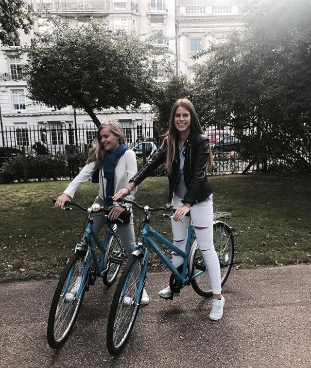 Tori Learn To Ride A Bike Just For These Pics Friend Photos