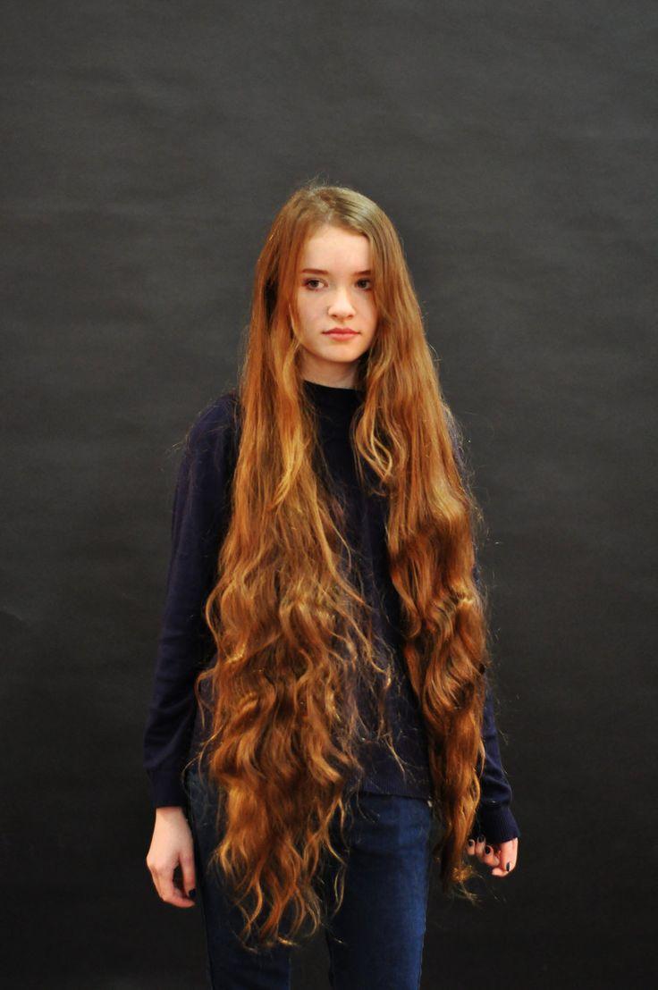 Very long haircuts