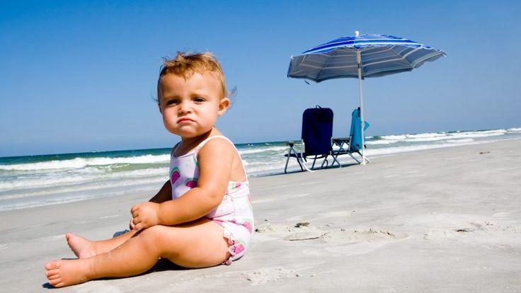 Kinder-Sonnensprays im Zwielicht: Entwicklungsstörungen und Krebs