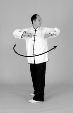 Out of all the Chinese martial Qigong developed in the last fifteen hundred years, there are only a few styles which pay attention to the torso's strength, especially the spine.
