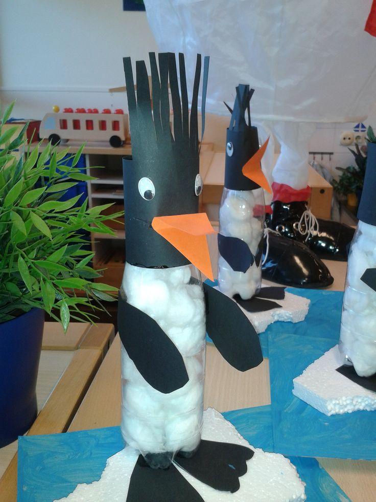 pinquïn van petfles