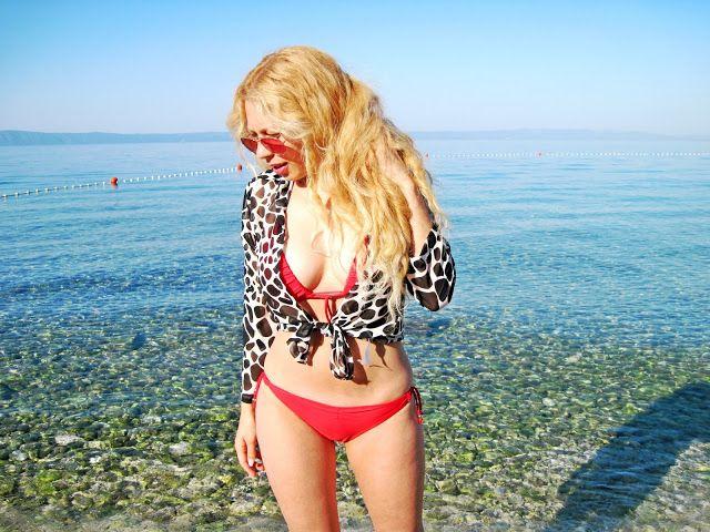 Dinka Milasin: Bikini post