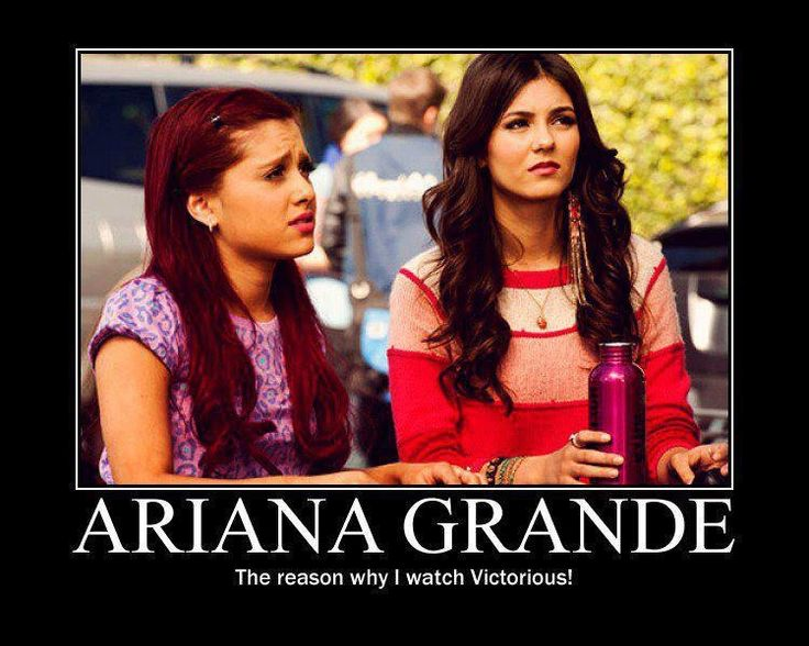 Ariana Grande, Cat, Victorious, Nickelodeon