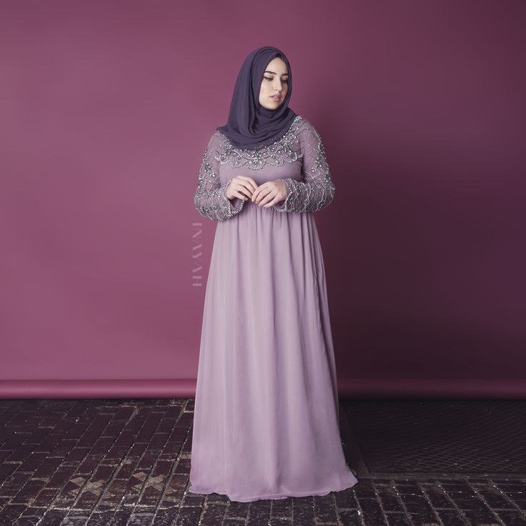 Model is UK 16, Wearing INAYAH XL