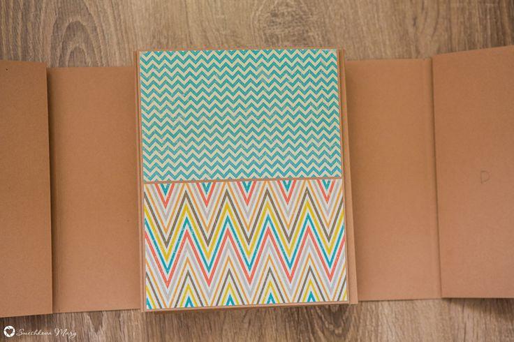 Моя скрап мастерская: Фотопапки. Дизайн страницы A и А2. Один горизонтальный карман.