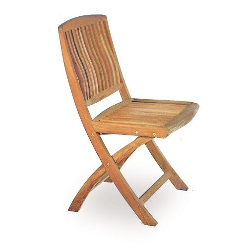 Luxury Del Rey Folding Dining Chair