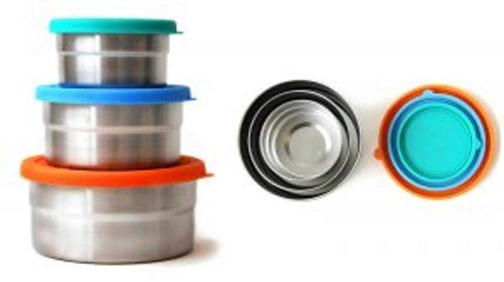 эко-Lunchbox-металл-ланч-бокс