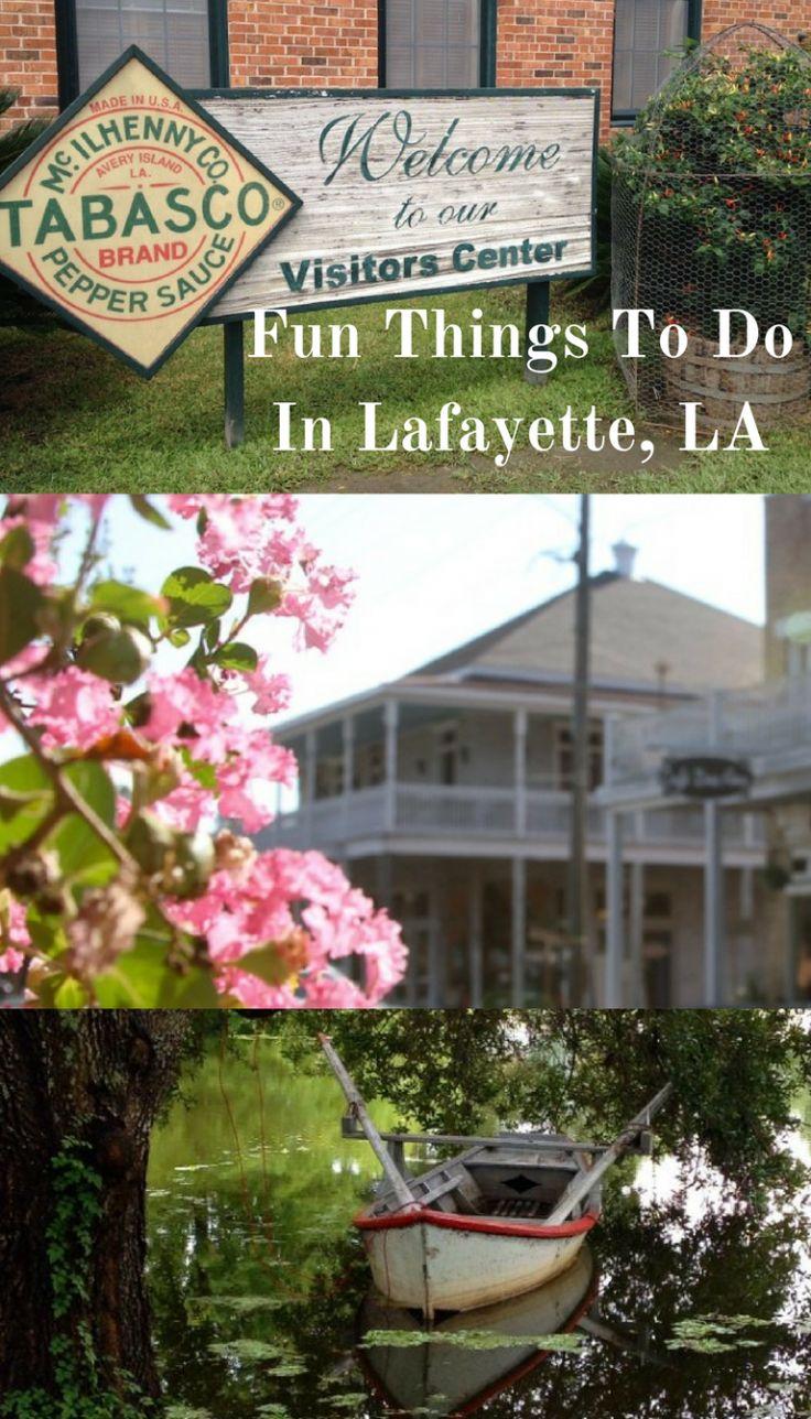 10 Fun Things To Do In Lafayette