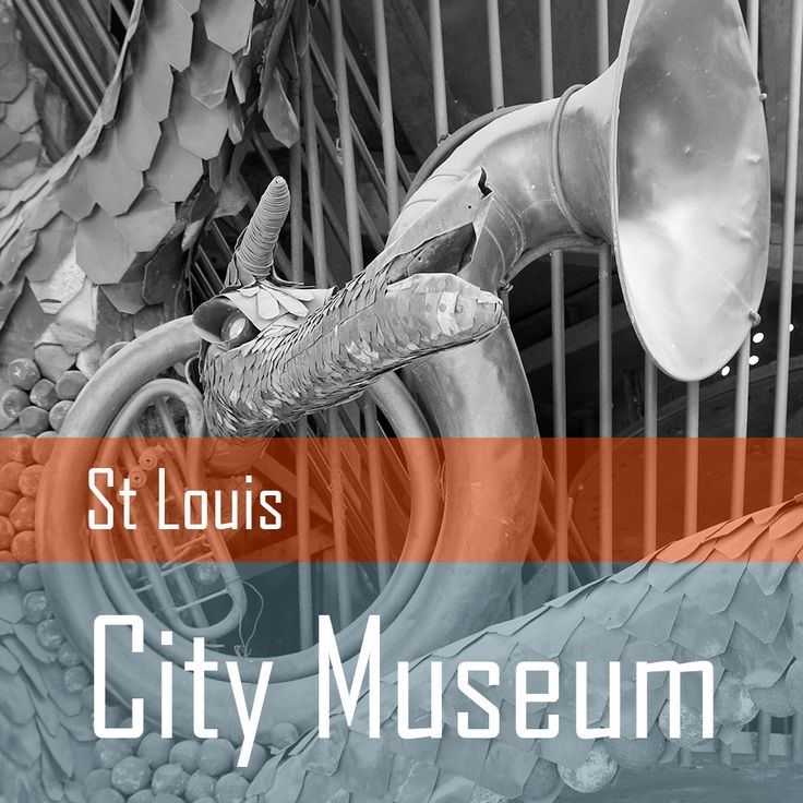 I St Louis finns ett fantastiskt museum. Barnen kallar det för klättermuseet men det heter egentligen bara City museum. Varför det kallas museum kan man undra för det är mest som en stor lekplats. …