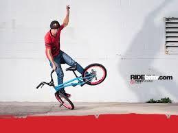 BMX Stunt - in action