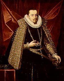 Albert VII, Archduke of Austria, 17th century, by Juan Pantoja de la Cruz
