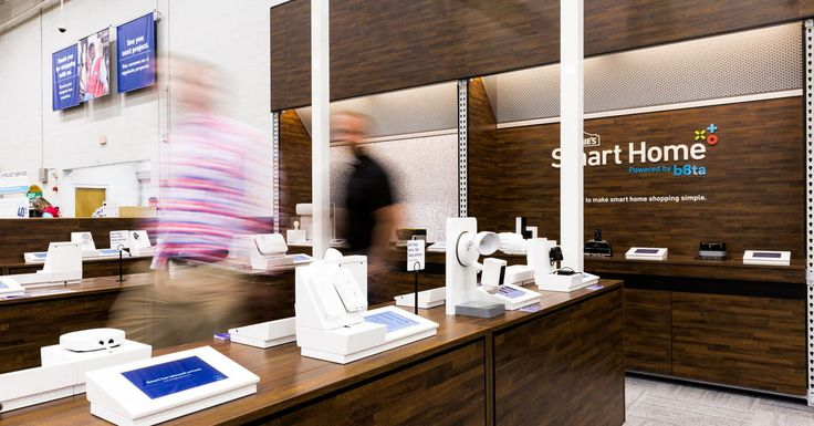 Lowe's seeks to educate customers about smart home products with new mini stores