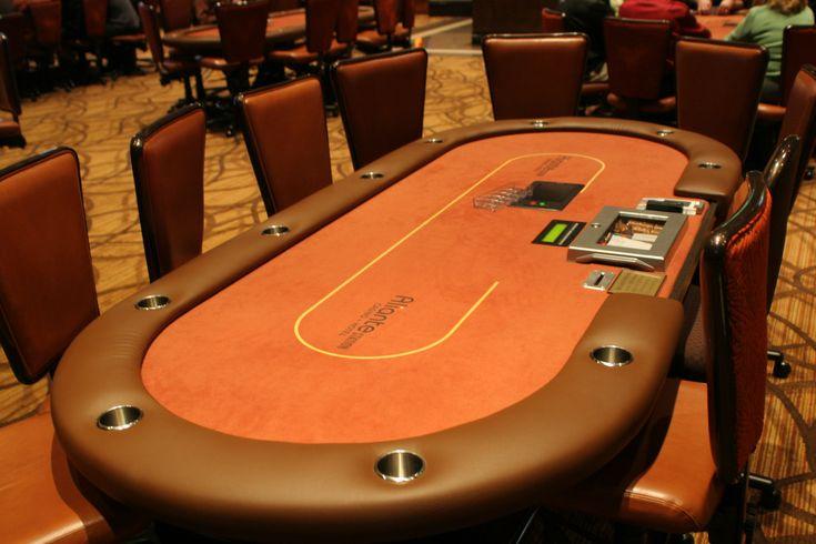 Best poker tables in vegas