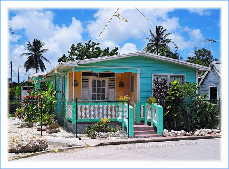 A #Chattel #House with Class  BDOSGL072308_0028B A Chattel House with Class Garden Land, Country Road St. Michael, #Barbados West Indies Series: A Walk through the Garden Land  (All images are protected by copyright and distributed under licenses restricting copying, distribution and recompilation. Please adhere to the copyright laws. Copyright ©2008 Keith Clarke (keithclarkephotography.com) All Rights Reserved.