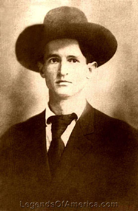 Bob Dalton, outlaw member of the Dalton Gang
