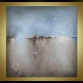 Fata morgana, Abstract painting, Free shipping by Stanislav Lazarov