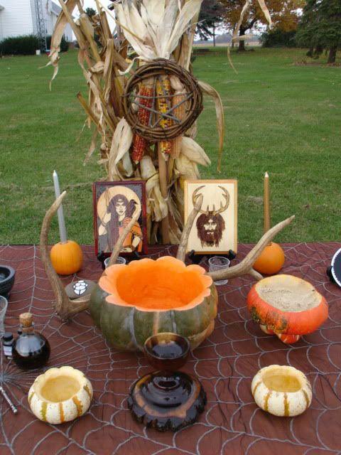 76 besten samhain halloween bilder auf pinterest. Black Bedroom Furniture Sets. Home Design Ideas