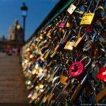 Les cadenas du Pont des Arts de Paris bientôt retirés