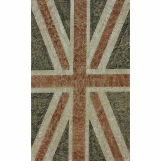 @Overstock - nuLOOM Union Jack Jute Rug - Give your room a classy yet casual feel by adding this contemporary rug to your decor. This jute rug has a low pile, making its style stand out while still providing comfort for your sensitive feet.  http://www.overstock.com/Home-Garden/nuLOOM-Union-Jack-Jute-Rug/7538705/product.html?CID=214117 $95.06