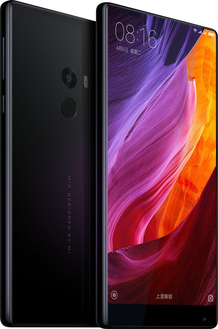 Xiaomi Mi Mix. Design by Philippe Starck