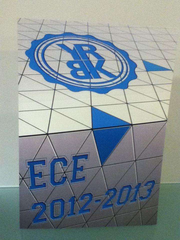 Yearbook ECE 2012-2013 @ECE Paris