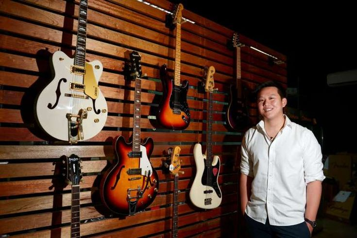 Mr Kuok Meng Ru, a Singapore permanent residentwith a mathematics degree from Cambridge University in England, is behind BandLab, a cloud-based music app whose download has reached six figures.. Read more at straitstimes.com.