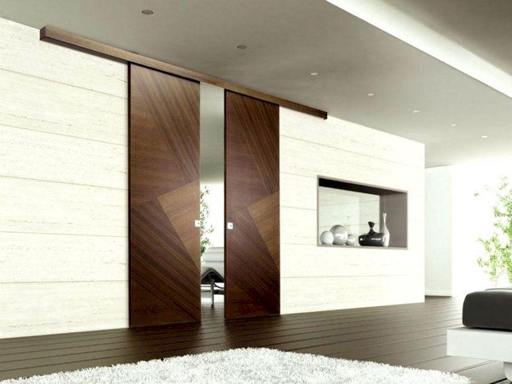 вариант дизайна двери