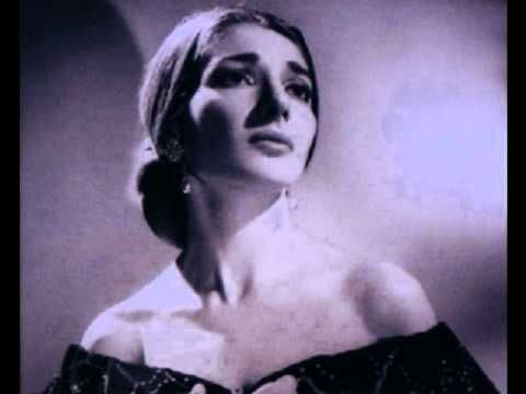 Happy Birthday to the late Maria Callas, a beautiful woman with an equally beautiful voice. Here is her rendition of Ave Maria.