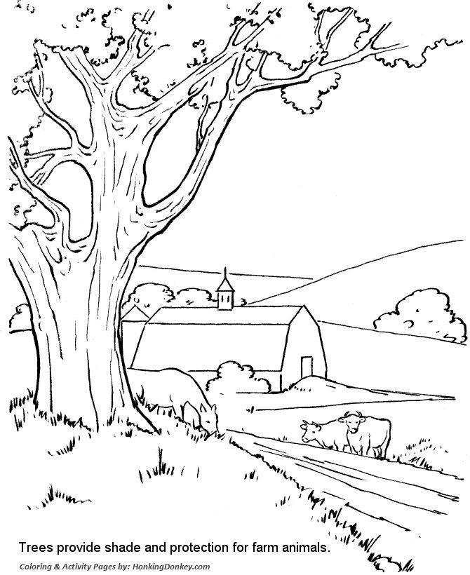 128 best images about coloring farm animals on pinterest coloring coloring pages for kids and. Black Bedroom Furniture Sets. Home Design Ideas