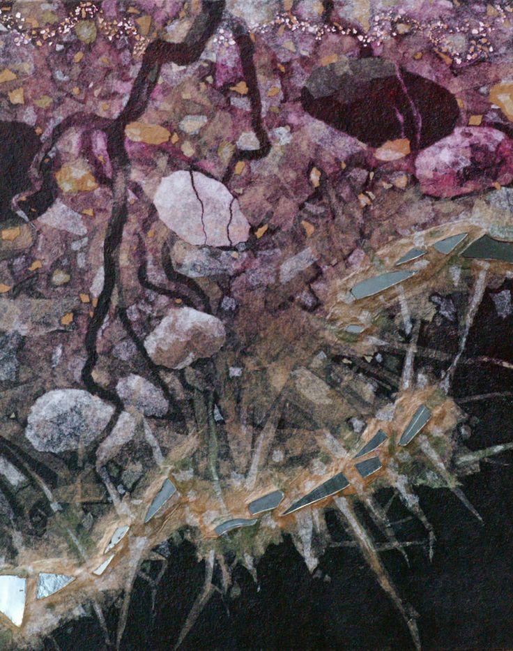 underground no.4 - silver ore