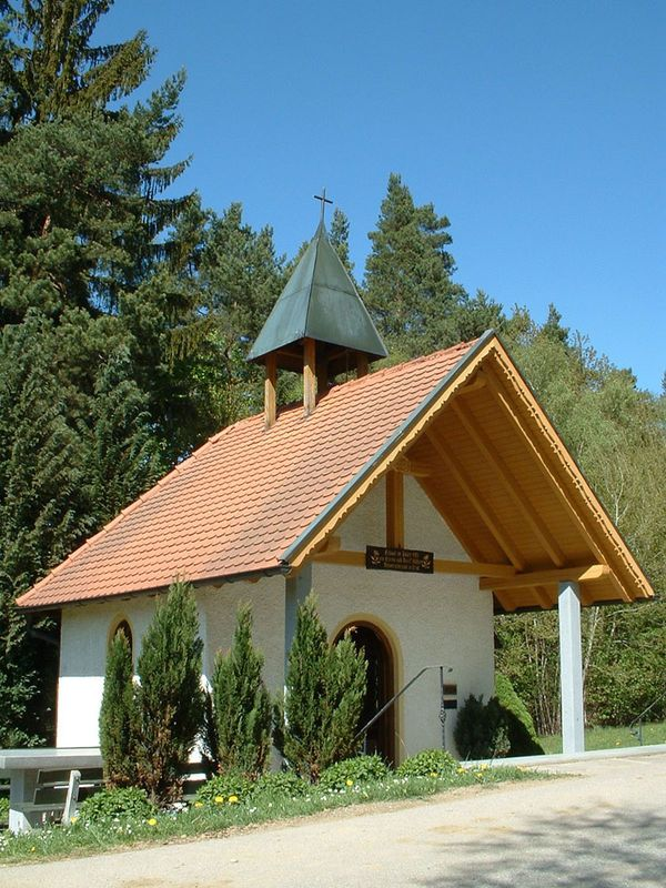 Prackenbach-Grub, Höferer-Kapelle (Regen) BY DE