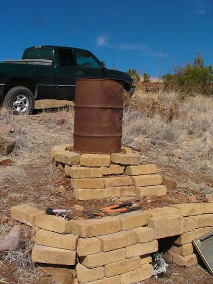 Build Your Own Smoker
