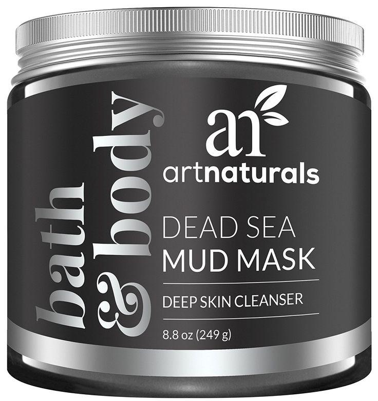 ArtNaturals Totes Meer Schlamm Maske - 100% Naturreine Tiefenreinigung - 250 ml: Amazon.de: Drogerie & Körperpflege